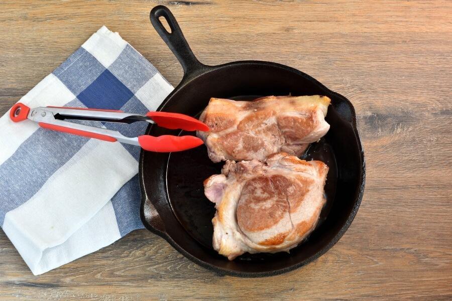 Juicy Butt Steaks recipe - step 2
