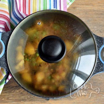 Keema Aloo (Ground Beef and Potatoes) recipe - step 7