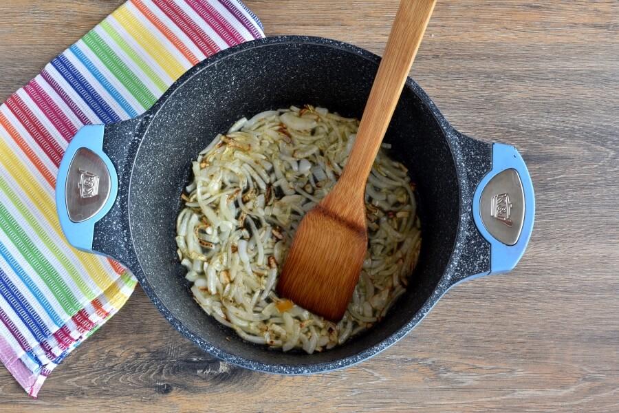 Keema Aloo (Ground Beef and Potatoes) recipe - step 2