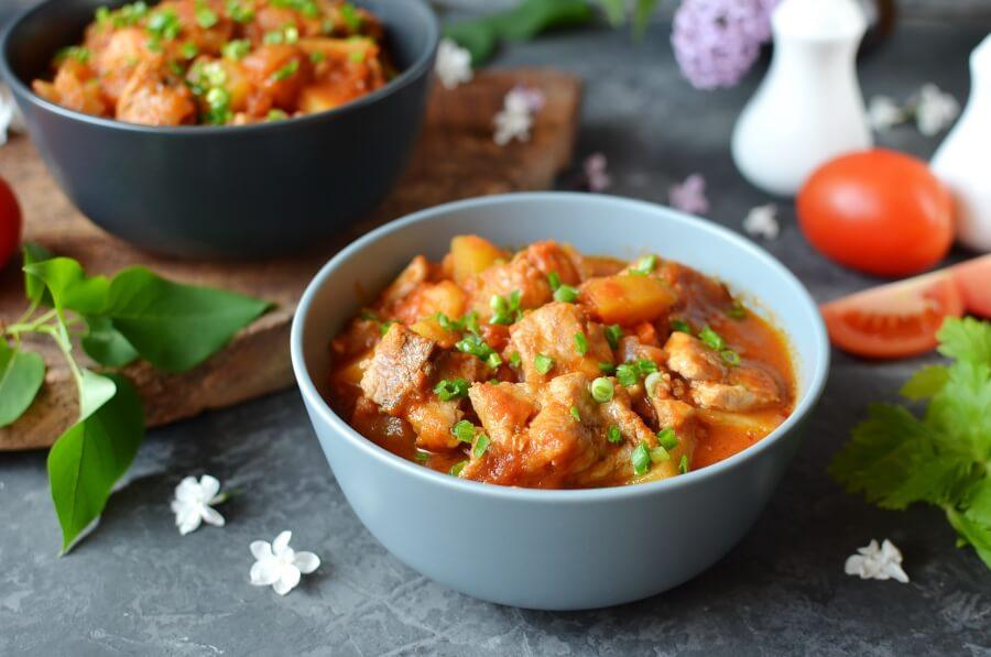 How to serve Kerr Lake Catfish Stew
