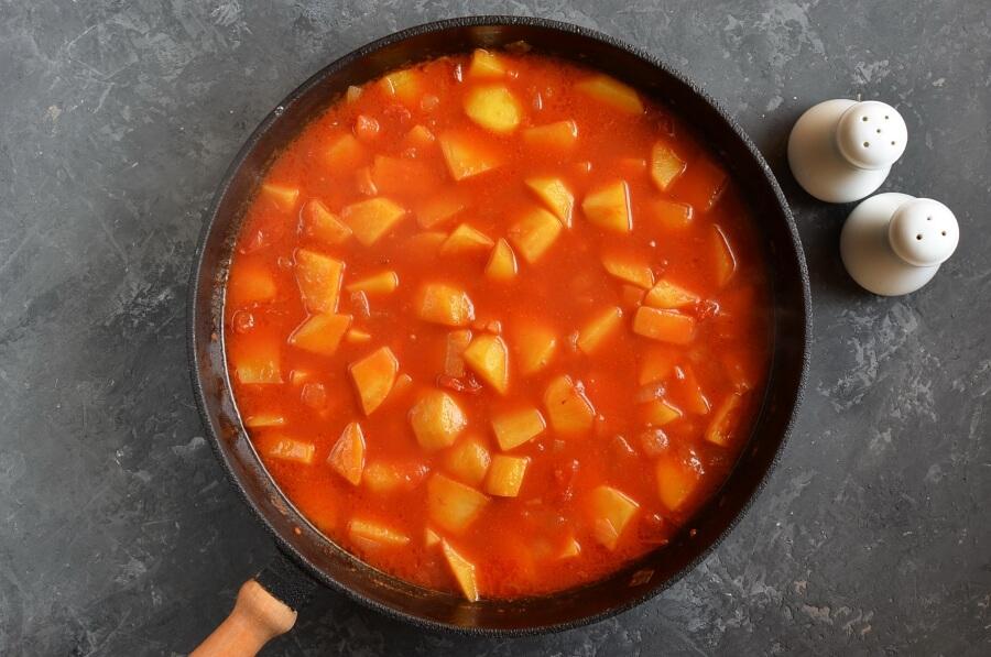 Kerr Lake Catfish Stew recipe - step 6