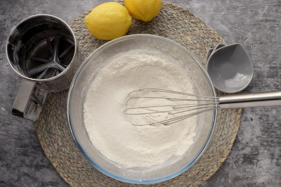 Lemon Velvet Cake recipe - step 3