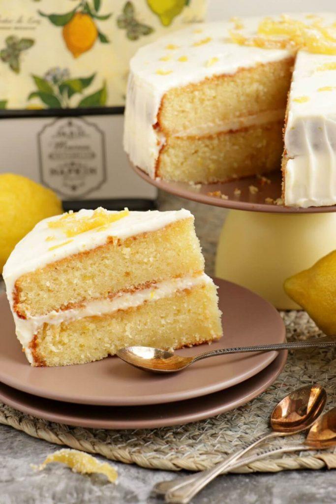 Have you ever heard of a Lemon Velvet Cake?