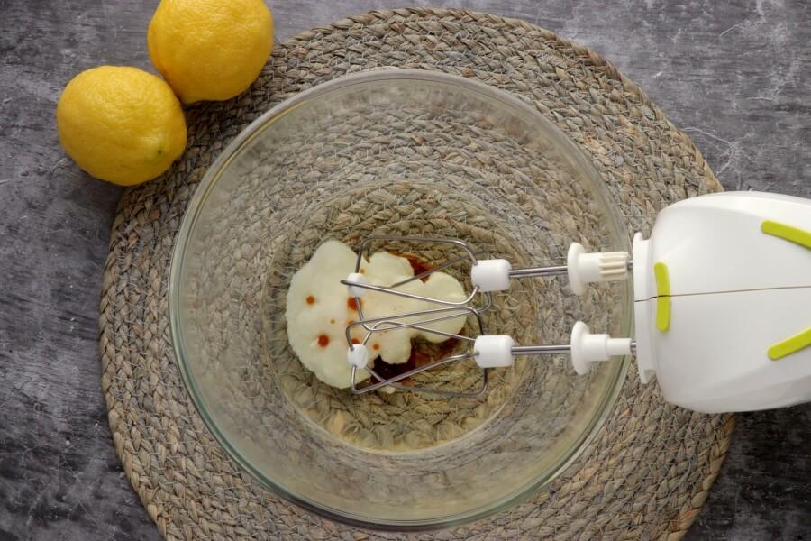 Lemon Velvet Cake recipe - step 4