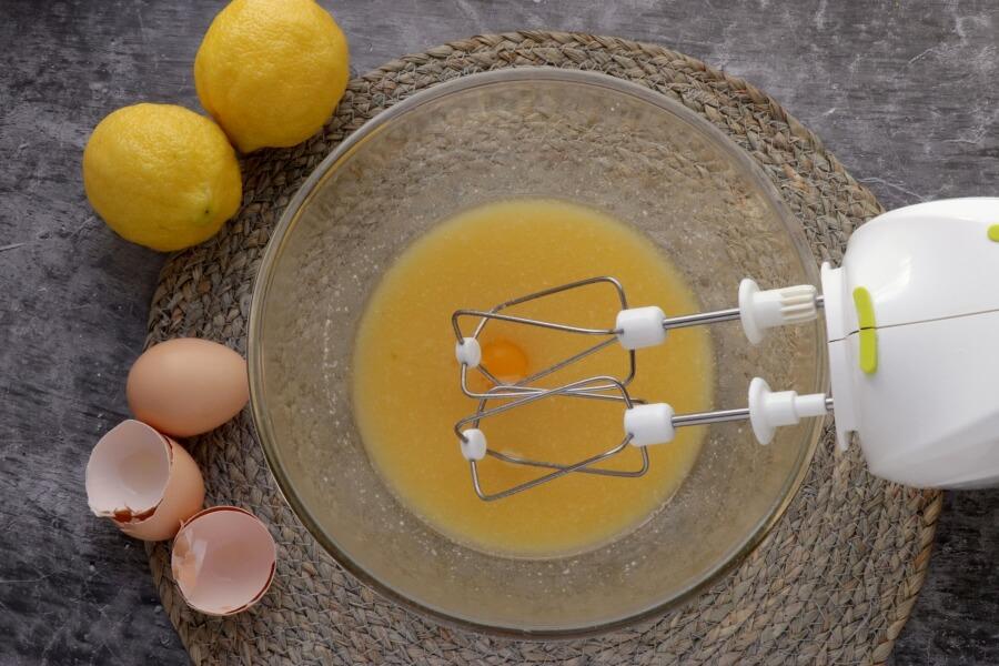 Lemon Velvet Cake recipe - step 5