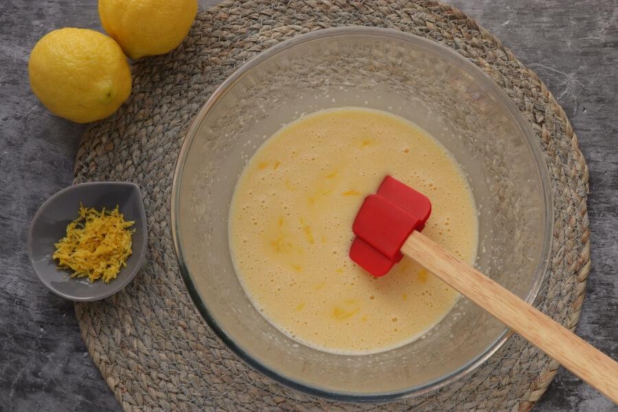 Lemon Velvet Cake recipe - step 6