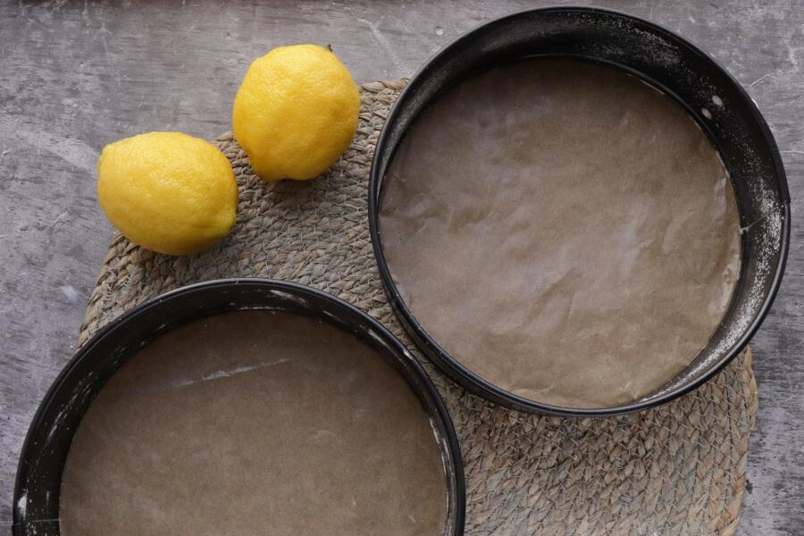 Lemon Velvet Cake recipe - step 2
