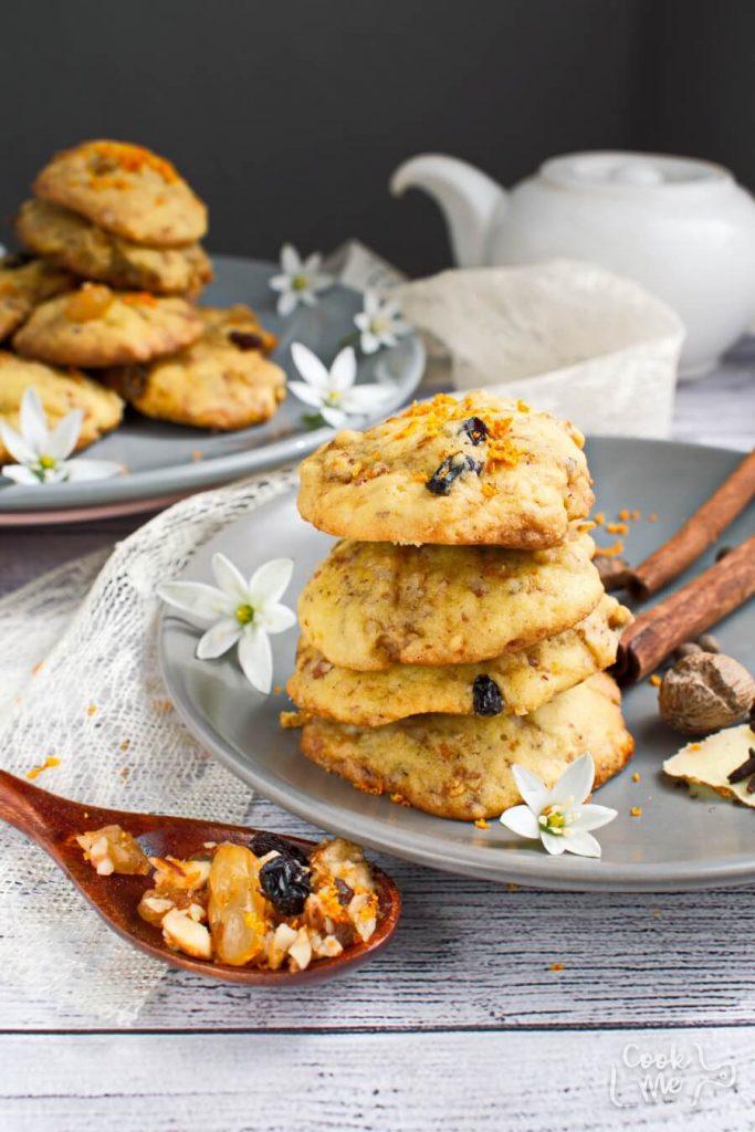 Mincemeat Cookies Recipe-Soft Mincemeat Cookies Recipe-How to make Mincemeat Cookies Recipe