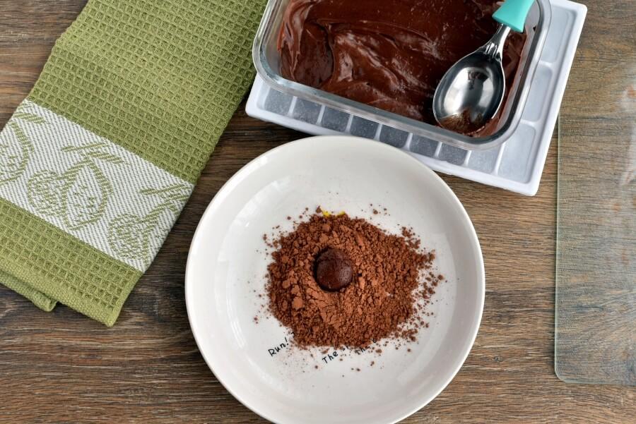 Mint Truffles recipe - step 4