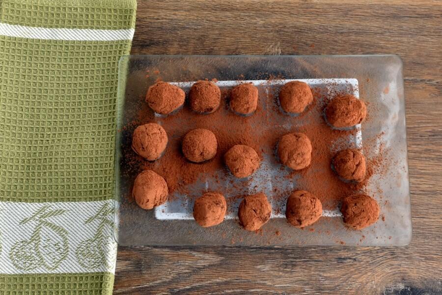 Mint Truffles recipe - step 5