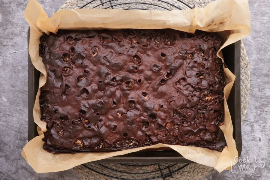 Mississippi Mud Brownies recipe - step 8