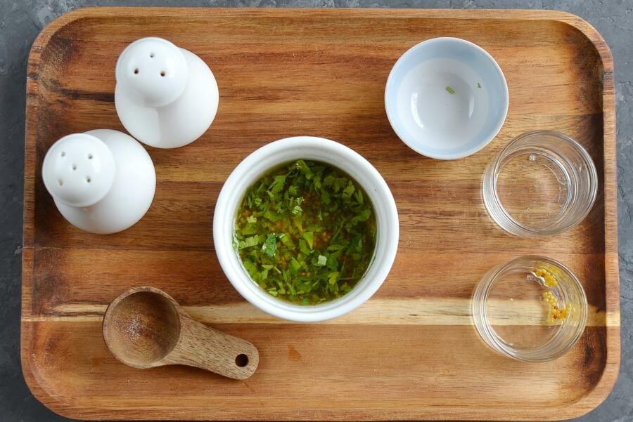 Vegan Mixed Bean Salad recipe - step 2