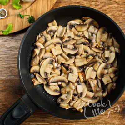 Mushrooms with a Soy Sauce Glaze recipe - step 1