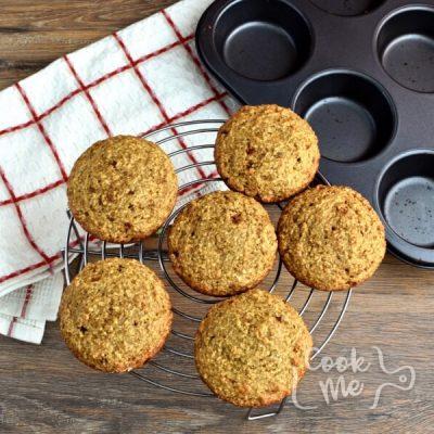 Oat Bran Muffins recipe - step 6
