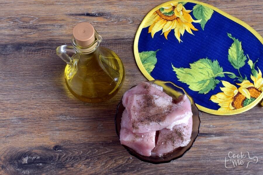 Gluten Free Peruvian Chicken Soup (Aguadito de Pollo) recipe - step 1