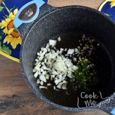 Gluten Free Peruvian Chicken Soup (Aguadito de Pollo) recipe - step 2