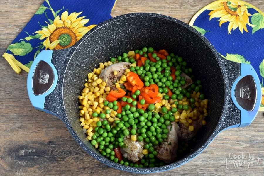 Gluten Free Peruvian Chicken Soup (Aguadito de Pollo) recipe - step 4