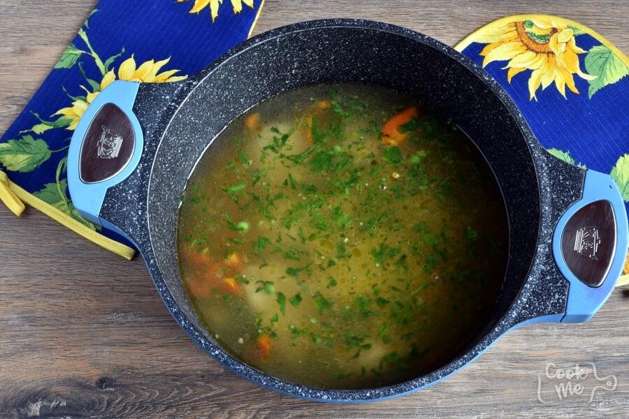 Gluten Free Peruvian Chicken Soup (Aguadito de Pollo) recipe - step 5