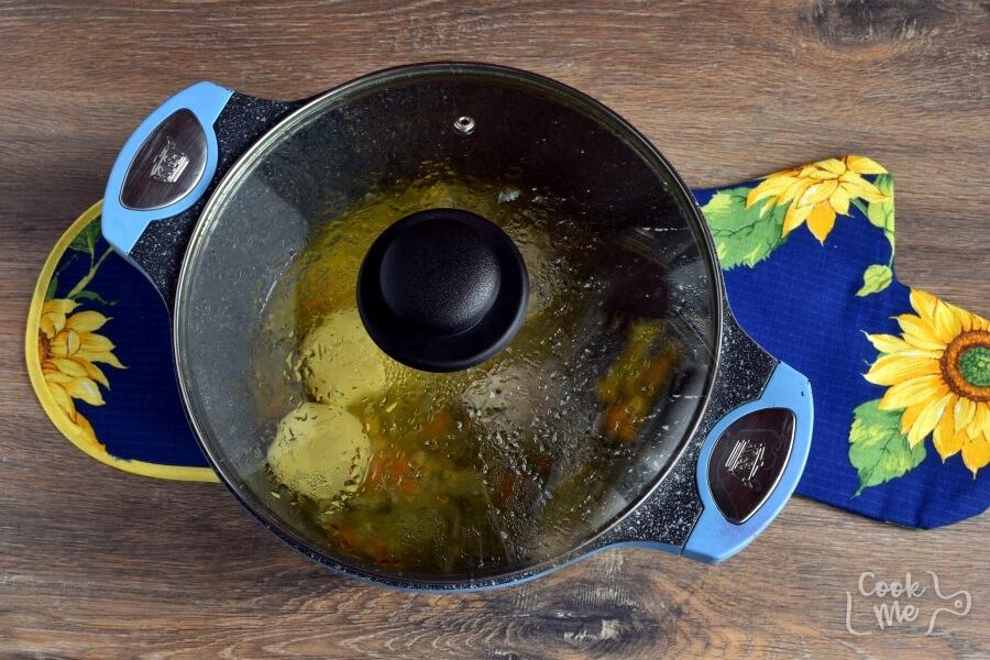 Gluten Free Peruvian Chicken Soup (Aguadito de Pollo) recipe - step 7