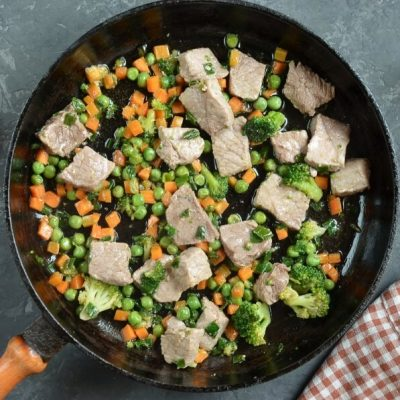 Pork Fried Rice recipe - step 1
