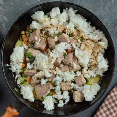 Pork Fried Rice recipe - step 4