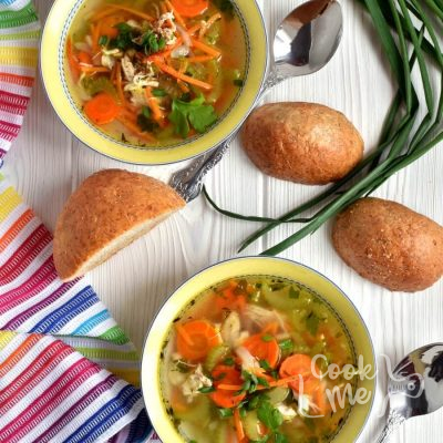 Skinny Chicken and Sweet Potato Noodle Soup Recipe-Homemade Skinny Chicken and Sweet Potato Noodle Soup-Delicious Skinny Chicken and Sweet Potato Noodle Soup