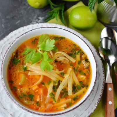Spaghetti Soup Recipe-How To Make Spaghetti Soup-Delicious Spaghetti Soup