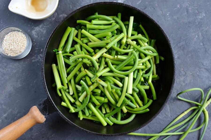 Special Vegan Banchan for Garlic Lovers recipe - step 3