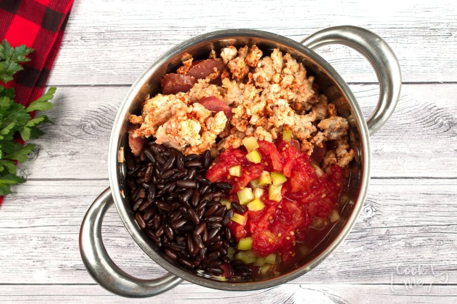 Spicy Creole Chili Recipe Cook Me Recipes