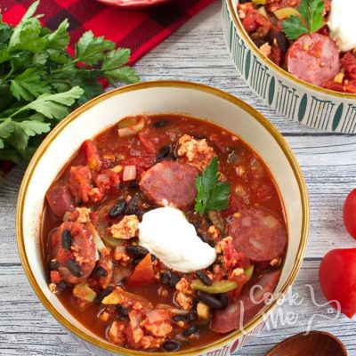 Spicy Creole Chili Recipe-How to make Spicy Creole Chili Recipe-Delicious Spicy Creole Chili Recipe