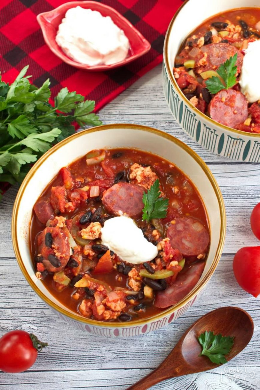 Spicy Creole Chili