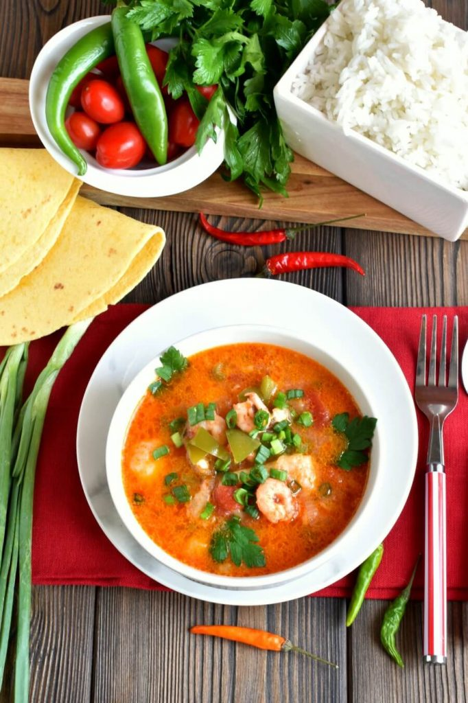 Spicy Fish Soup Recipe-Homemade Spicy Fish Soup-Delicious Spicy Fish Soup
