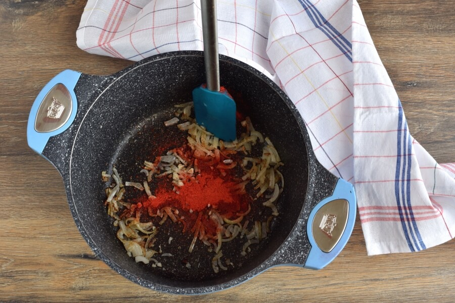 Spicy Fish Soup recipe - step 2