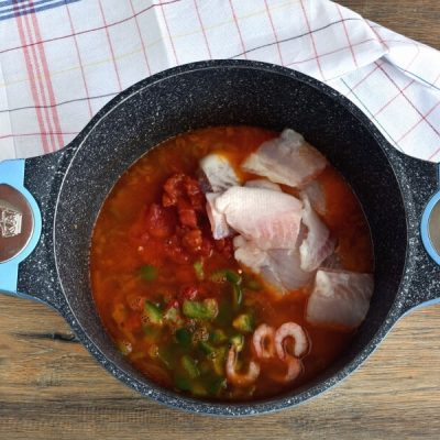 Spicy Fish Soup recipe - step 4