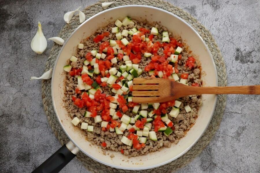 The Best Keto Shepherd's Pie with Cauliflower Topping recipe - step 3