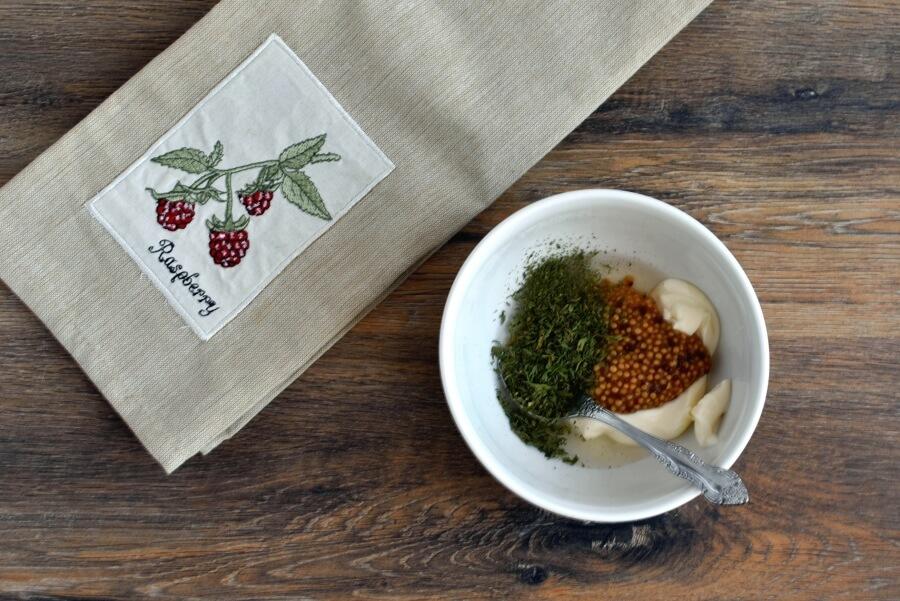 Tuna, White Bean and Dill Salad recipe - step 2