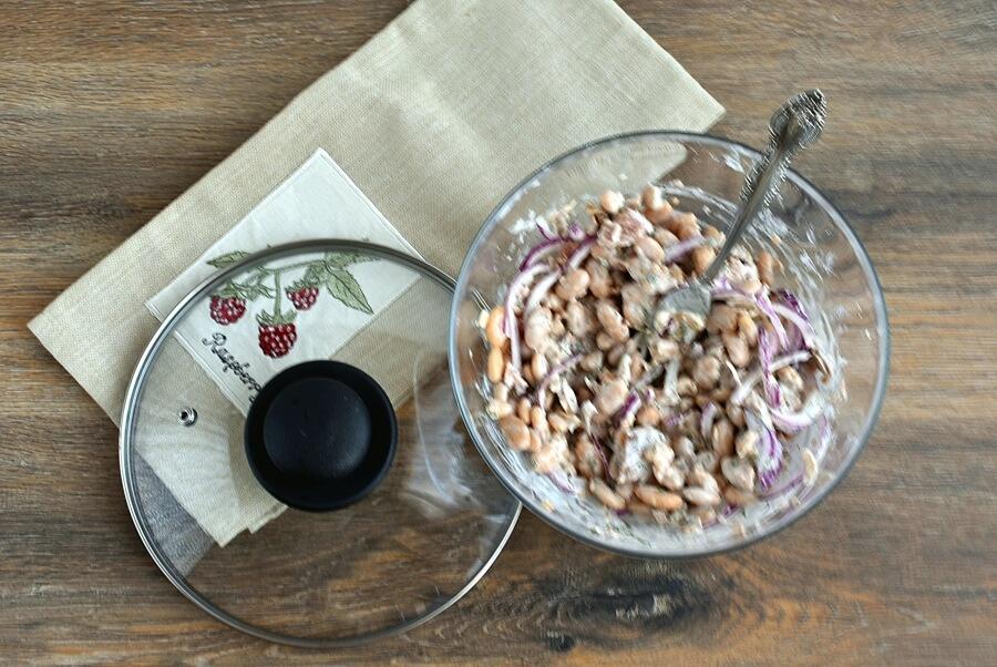 Tuna, White Bean and Dill Salad recipe - step 3