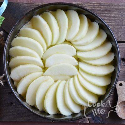 Ukrainian Apple Cake (Yabluchnyk) recipe - step 6