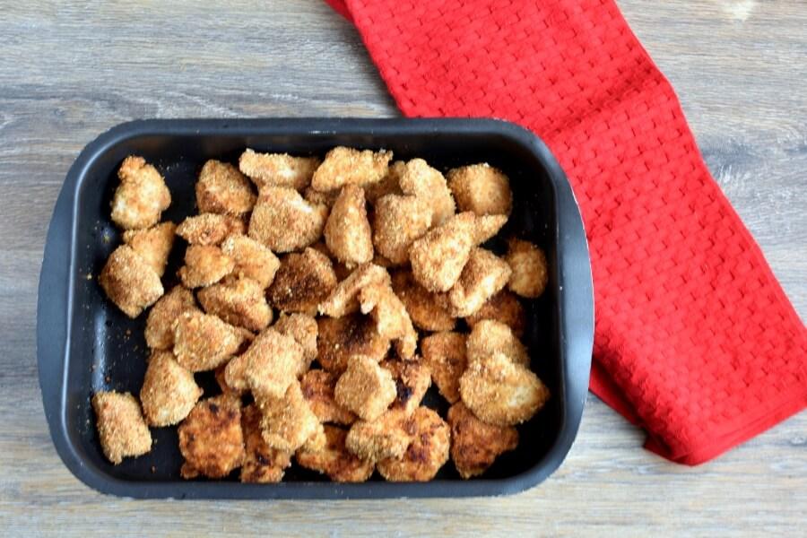 Unfried Chicken recipe - step 6