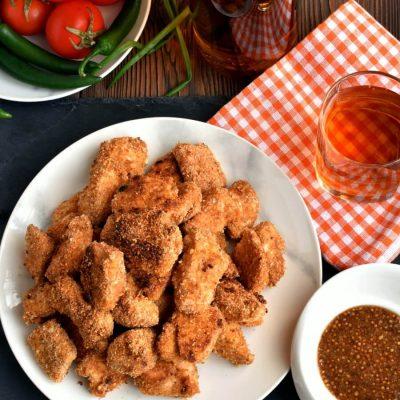 Unfried Chicken Recipe-Homemade Unfried Chicken-How To Make Unfried Chicken