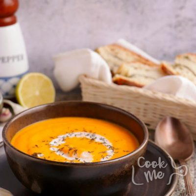 Vegan Carrot Ginger Soup Recipe-Creamy Carrot and Ginger Soup-How to Make Vegan Carrot Ginger Soup