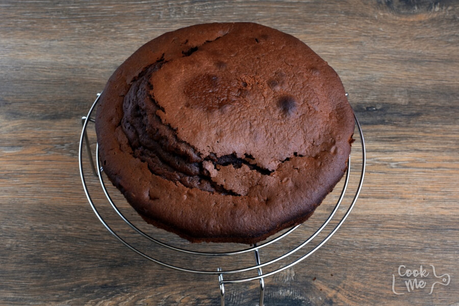 Wellesley Fudge Cake recipe - step 9