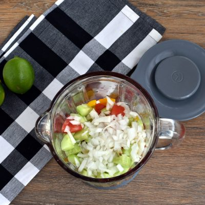 Low Carb Gazpacho With Lime Chicken recipe - step 6