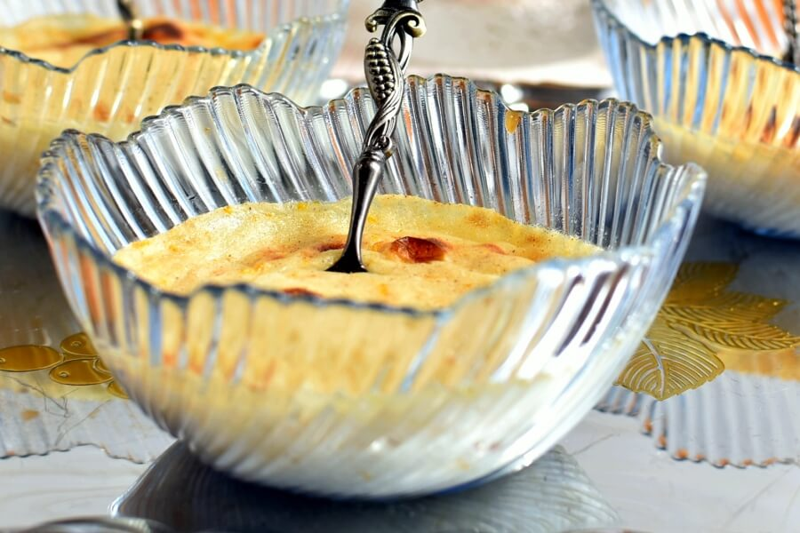 Baked Rice Pudding with Dried Apricots recipe - step 4