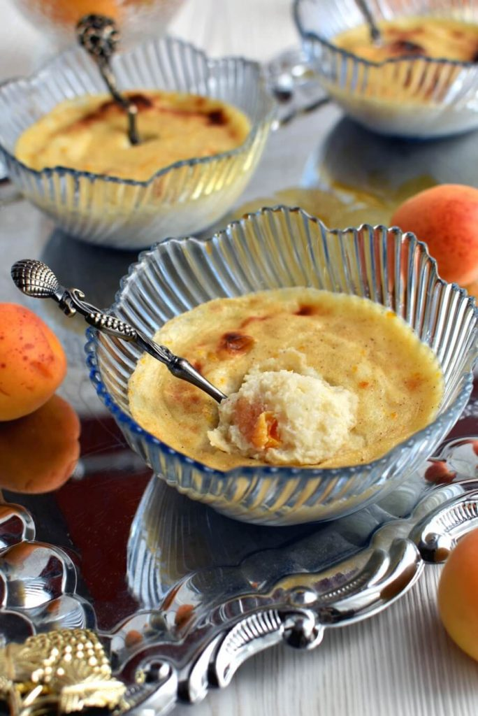 Dried Fruit and Citrus Baked Rice Pudding