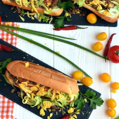 Best Taco Dogs Recipe-How To Make Best Taco Dogs-Delicious Best Taco Dogs