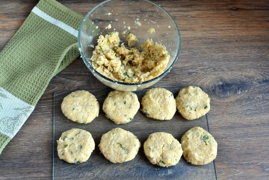 Cauliflower Rice Cakes recipe - step 7