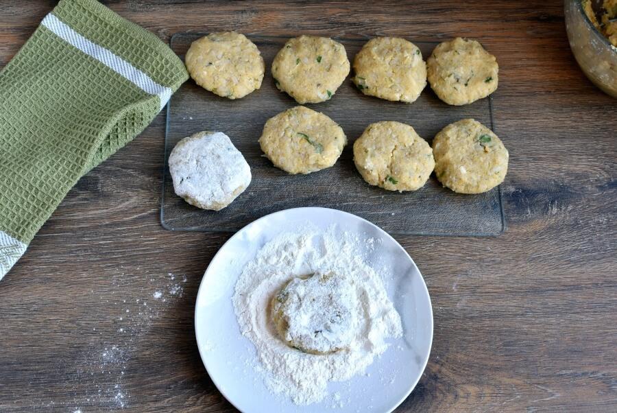 Cauliflower Rice Cakes recipe - step 8