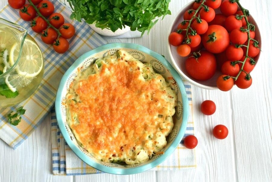 How to serve Cauli' 'n Broc' Cheese