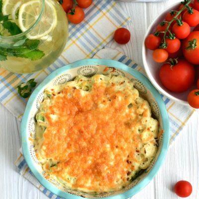 Cheat's cauli 'n' broc cheese Recipe-How To Cheat's cauli 'n' broc cheese-Delicious Cheat's cauli 'n' broc cheese
